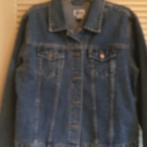 Vintage Men's L Arizona Denim Jean Trucker Jacket